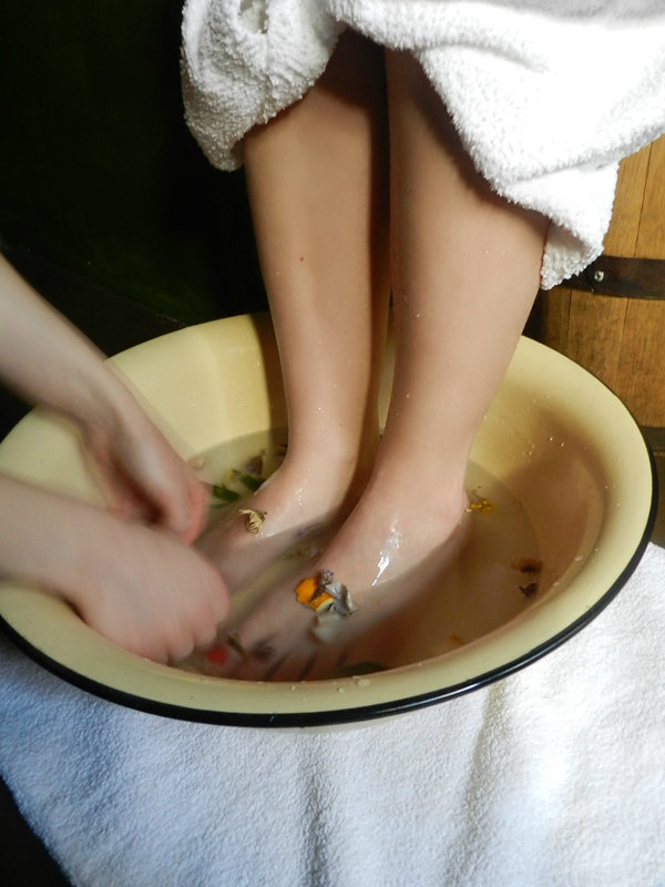 pedicure Riga